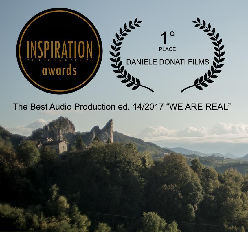 awards best audio production