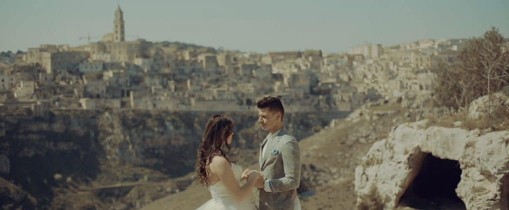destination wedding matera