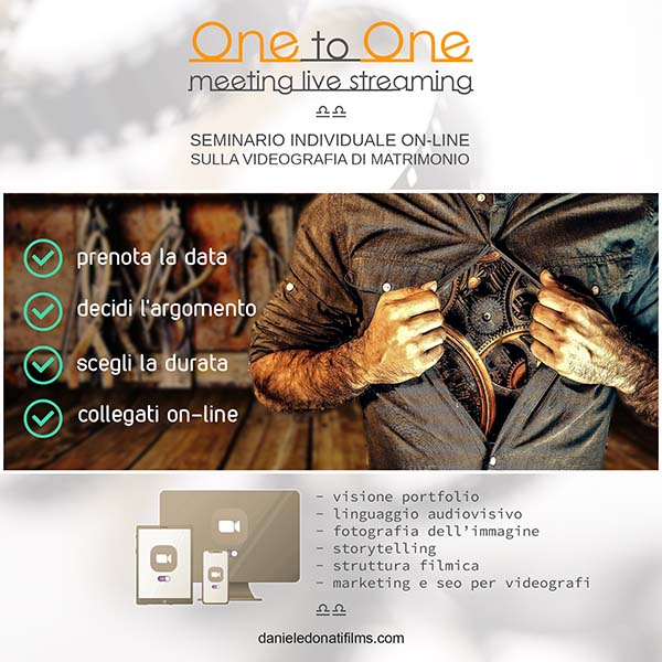 one to one meeting on line